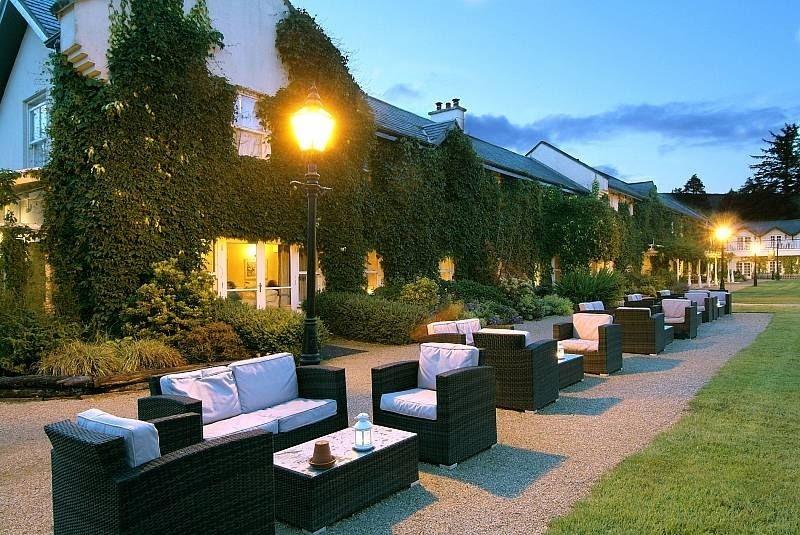 brooklodge macreddin village wicklow irelandhotels