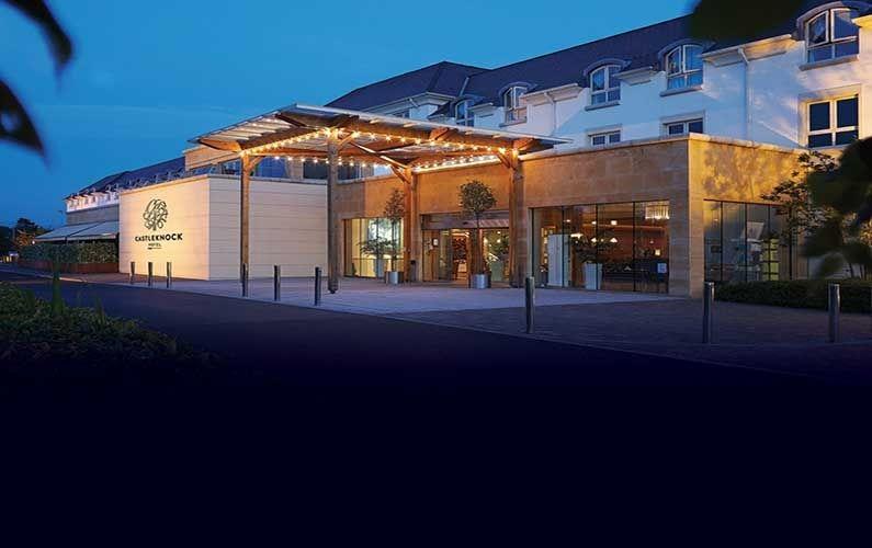 castleknock hotel front